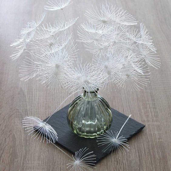 3D printing Nylon flowers