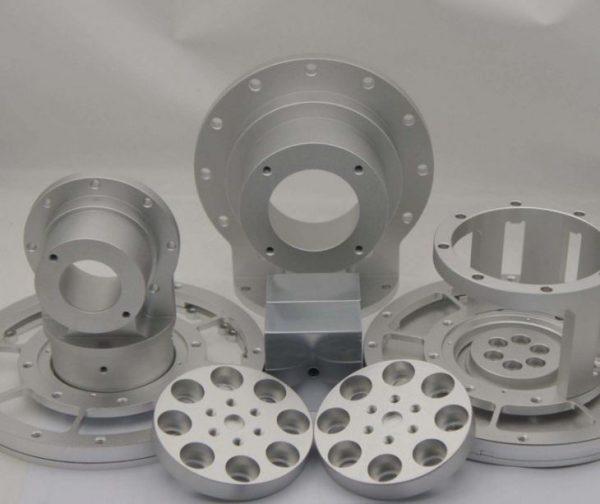 Magnesium alloy cnc machining