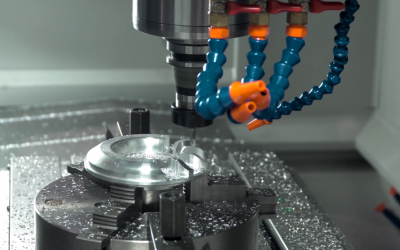 The Basic Features of CNC Milling Machines